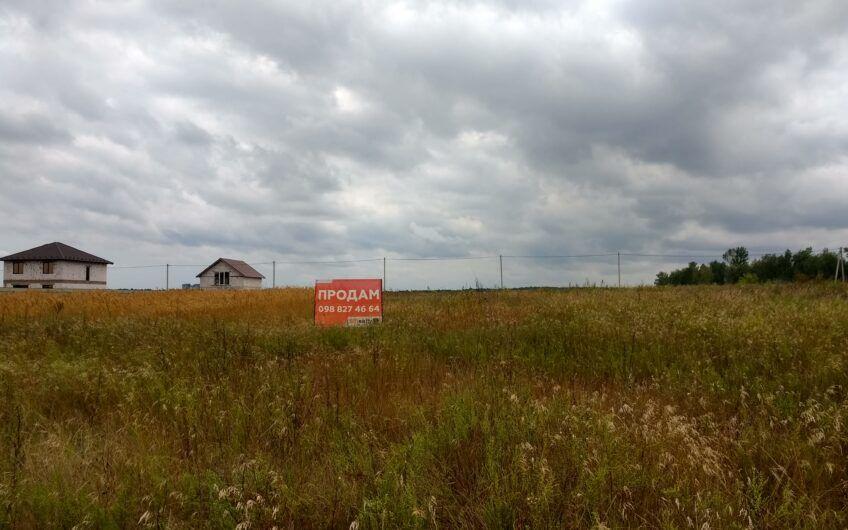 Земля для власного будинку в Гостомелі- 8,4 сотки. Недорого