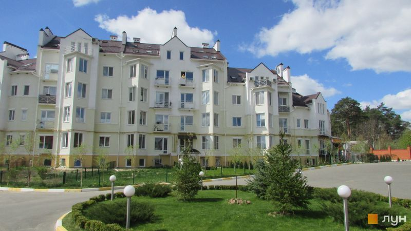 1 кімнатна квартира в Ж.К. «Grand Villas»