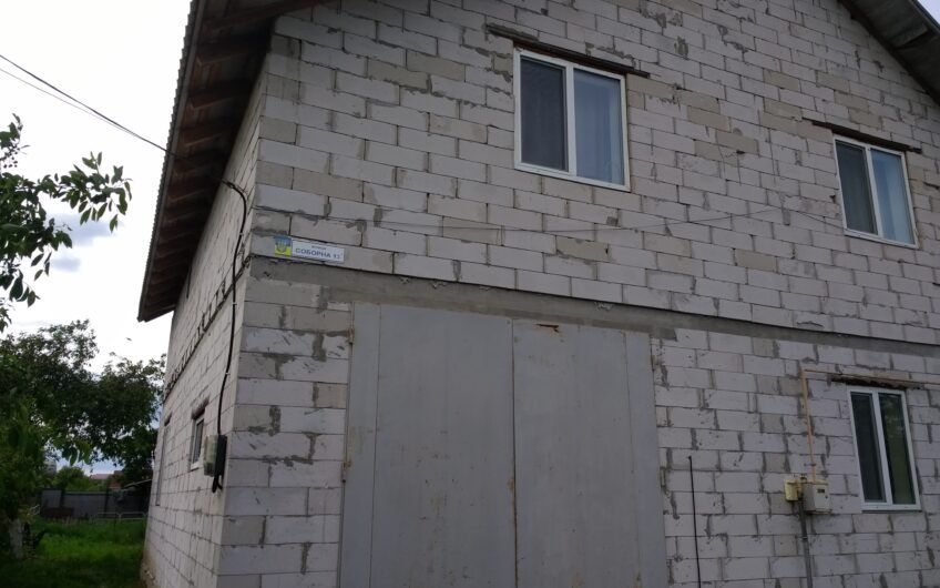Новий будинок з ремонтом в с.Микуличі біля Немішаєве